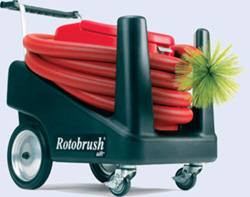 RotoBrush Duct Cleaning from Kinser & Kinser | Louisville Kentucky
