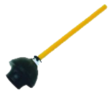 Example of a Traditional Plunger
