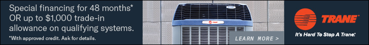 Trane AC service in Shelbyville KY is our speciality.